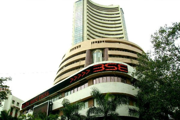 Sensex begins new series on muted note, Fed summit eyed