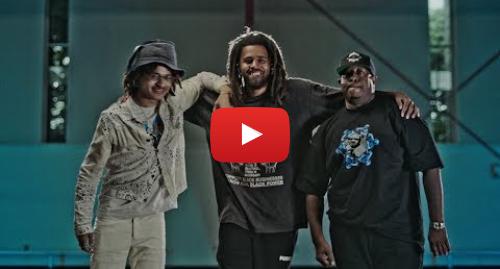 Youtube post by GangStarrVEVO: Gang Starr - DWYCK ft. Nice  Smooth