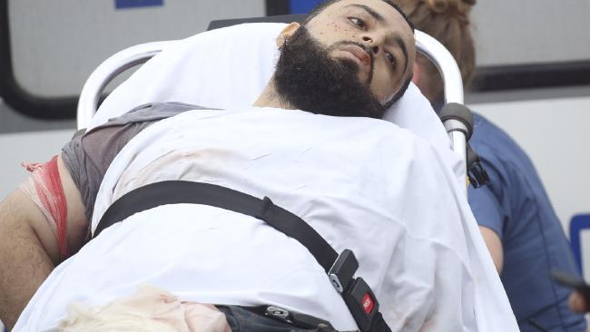 Terror suspect Ahmad Khan Rahami. Picture: Nicolaus Czarnecki/Boston Herald/Polaris