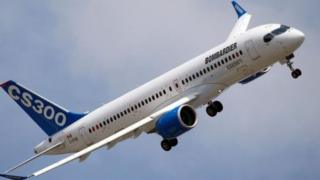 The A220, formerly known as the CSeries