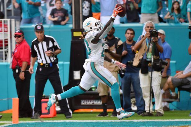 USA Today Sports Ajayi scores the winner for Miami