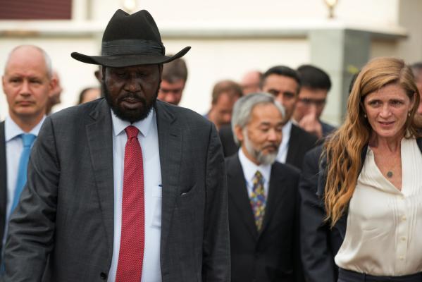Radio Tamazuj: Security Council arrives in South Sudan for negotiations