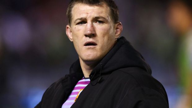 Signed and sealed Paul Gallen has committed pen to paper on another deal