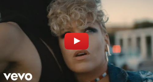 Youtube post by PinkVEVO: P!nk - What About Us (Official Music Video)