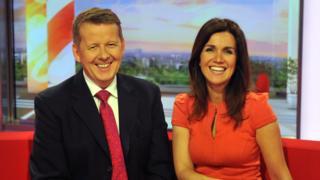 Bill Turnbull and Susanna Reid on BBC Breakfast