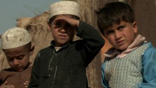 Children in Helmand