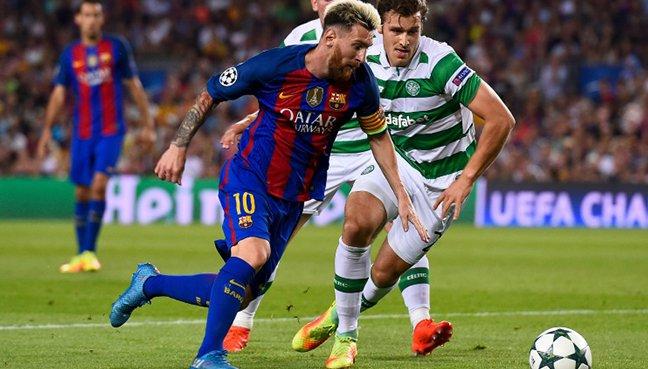 Barca will miss injured Messi- Zidane