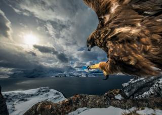 Land of the eagle by Audun Rikardsen