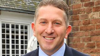SG Companies chief executive Matt Feiner