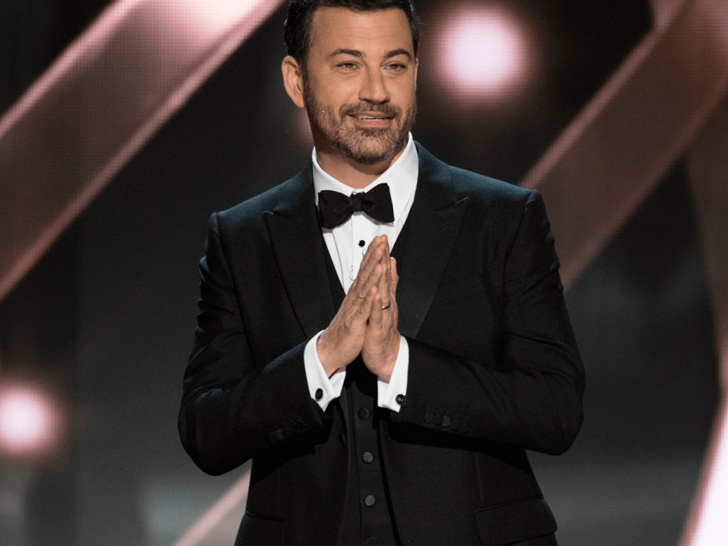 Jimmy Kimmel Invites Bill Cosby to the Stage at the Emmys 2016