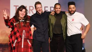 The four Turner Prize nominees and winners