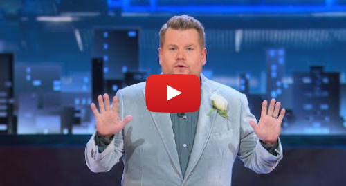 Youtube post by The Late Late Show with James Corden: James Corden Creates Personal Drama On Broadway As Stars Air Their Beefs YT