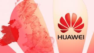 Huawei graphic
