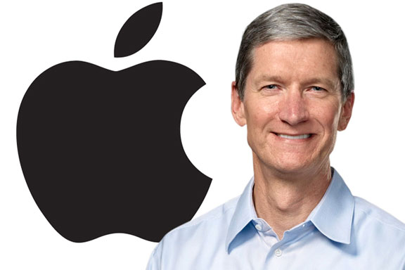 Tim Cook Apple AAPL