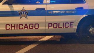Chicago police car. File photo