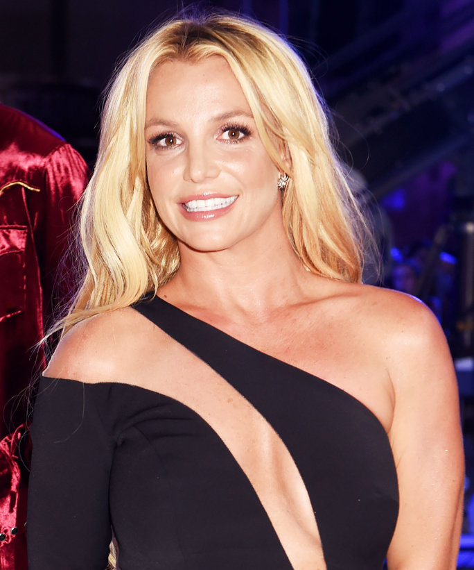 Britney Spears Displays Her Insane Abs While Dancing to Meghan Trainor