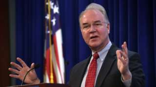 Tom Price addresses the second annual Conservative Policy Summit at the Heritage Foundation in Washington, 12 January 2015