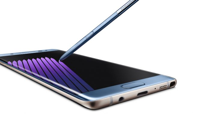 Samsung will have 500000 Galaxy Note 7 replacements in stores Wednesday