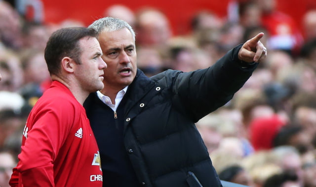 United can win league reckons Rooney