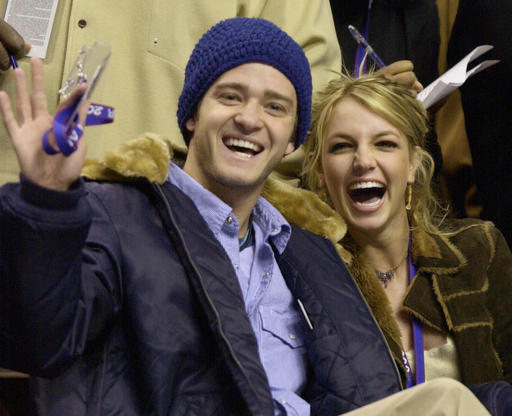 People think this video proves Justin Timberlake still loves Britney Spears