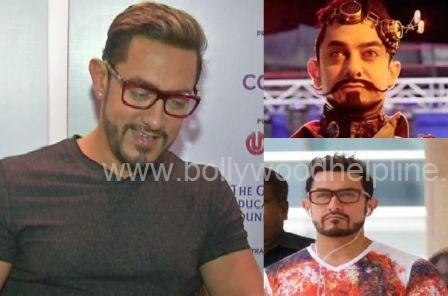 Aamir Khan's two new looks are not exactly what you think, there is more to it