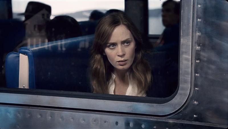 Why The Girl on the Train is tabloid cinema