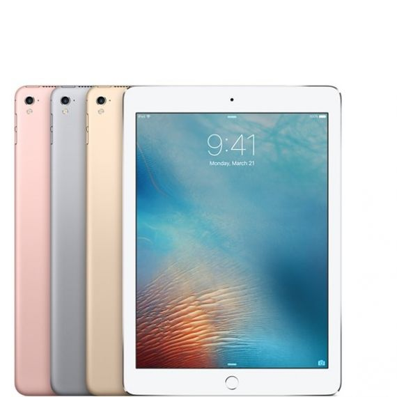 A promotional image for the current iPad Pro
