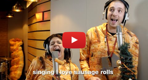 Youtube post by LadBaby: I Love Sausage Rolls (Official Music Video) - LadBaby