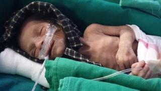 The newborn in hospital