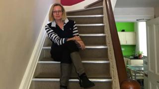 Carolyn Saddington, 54, director of the digital marketing agency Loyalty Matters, based in Harrogate
