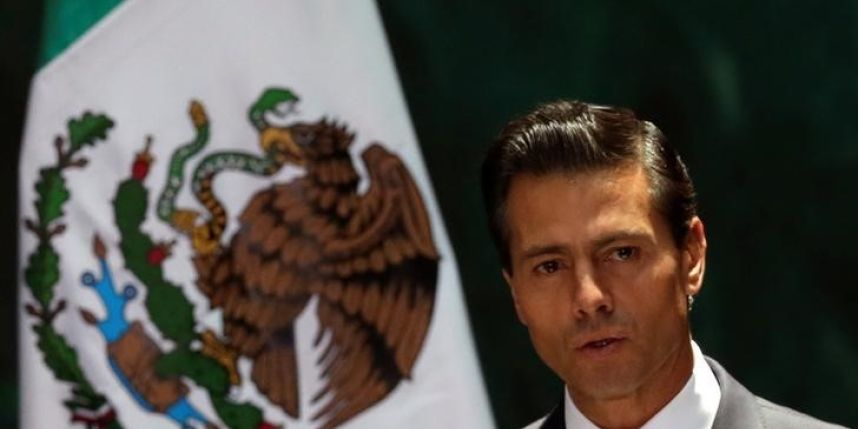 Accused of plagiarizing thesis Mexican president cites methodology flaw