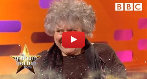 Youtube post by BBC: Miriam Margolyes is not a fan of Winona Ryder! | The Graham Norton Show - BBC