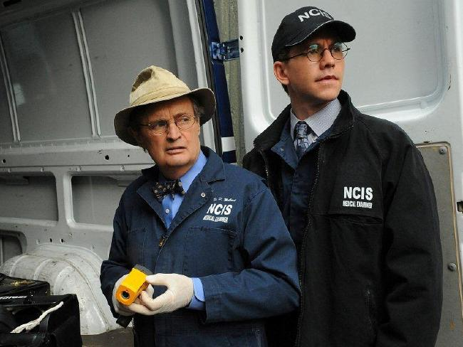 Shane Brennan is the mastermind behind NCIS. Picture: Channel 10