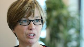 Europol director Catherine De Bolle