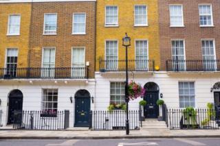 London homes