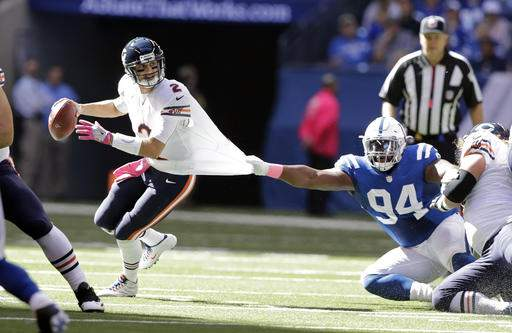 Chicago Bears vs Indianapolis Colts live stream: Watch online