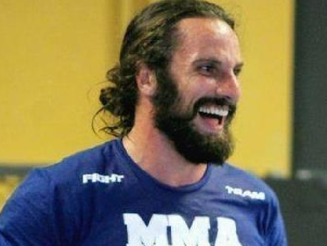 The MMA fighting community has been left reeling by the news Josh Samman is in a coma. Picture: Facebook