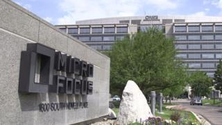 Micro Focus building