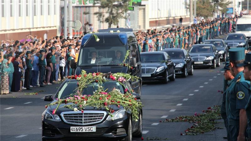Uzbekistan prepares for Islam Karimov funeral