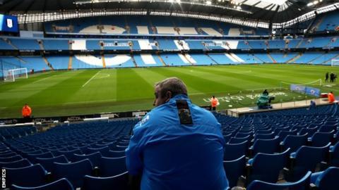 Manchester City fan