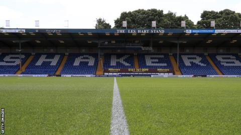 Bury won promotion from League Two last season