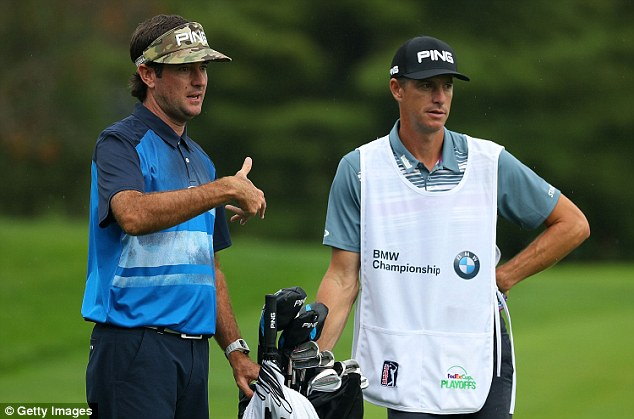 USA captain Davis Love believes Watson is not a team player according to Lee Westwood