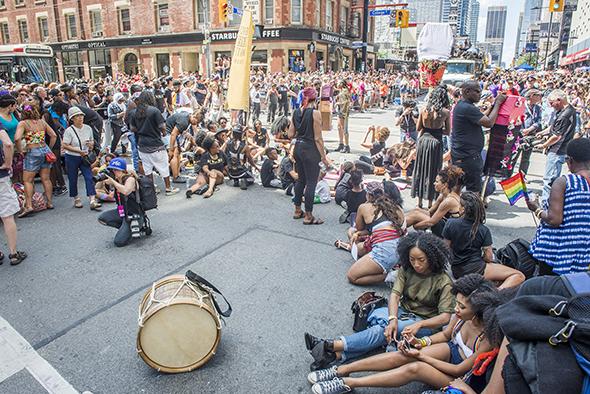 PM Trudeau will march in today's Pride Parade in Toronto