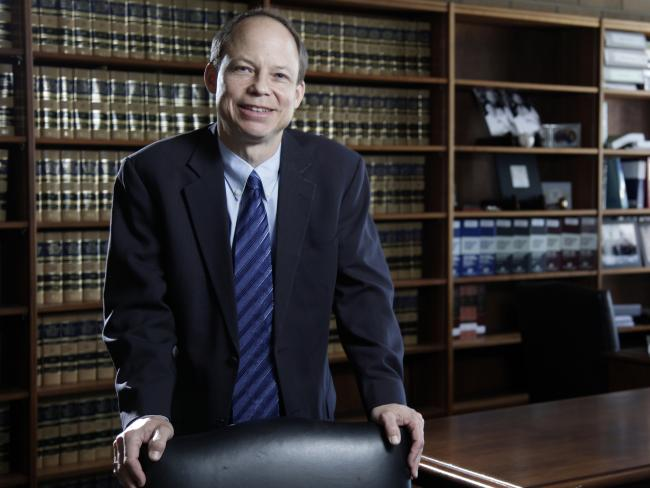 Santa Clara County Superior Court Judge Aaron Persky, who drew criticism for sentencing former Stanford University swimmer Brock Turner to only six months in jail. Picture: AP.