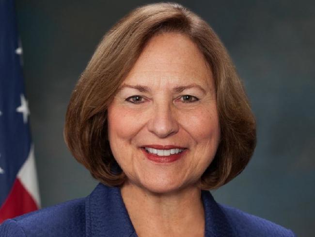 Nebraska Senator Deb Fischer has renewed her support for Donald Trump. Picture: Twitter