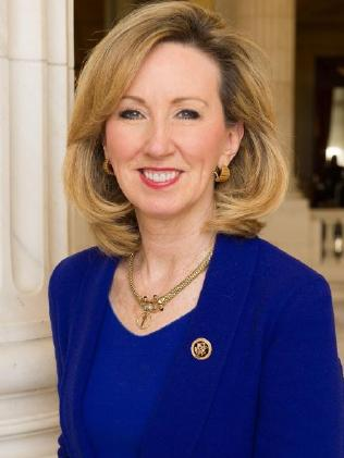 Republican Barbara Comstock has called on Donald Trump to stand down. Picture: Supplied
