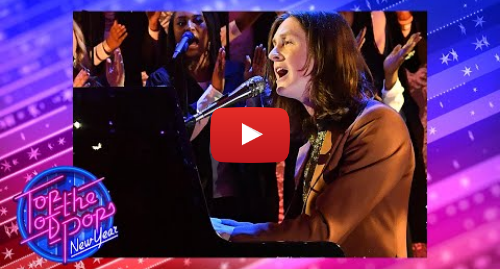Youtube post by BBC Music: Blossoms - The Keeper (Top of the Pops New Year's 2019)