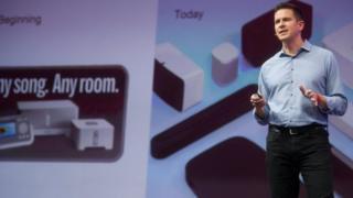 Sonos chief executive