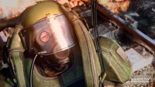picture from modern warfare game