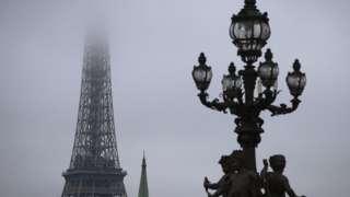 Paris pollution